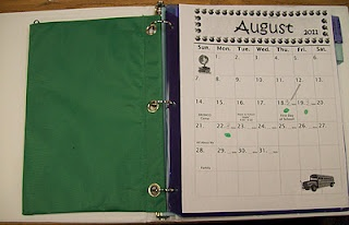 OMgosh, I LOVE LOVE the idea of the take-home BINDER!  My students crush EVERYTHING, so this is such an amazing way to keep everything organized and ready to keep...I would put a divider in, things that say 'mail', return to school', and 'keep home'.  Also, hole punch a Friday Folder portfolio to keep in there...yay!