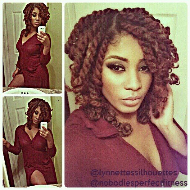 Nice Protective Style 4c Me Naturally Pinterest