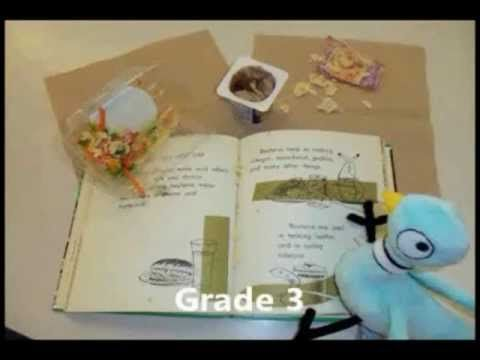 Don't Let the Pigeon Read the Books!  Great video about how to take care of books!