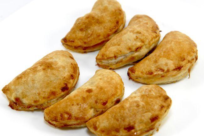 recette mini chausson aux pommes canelle