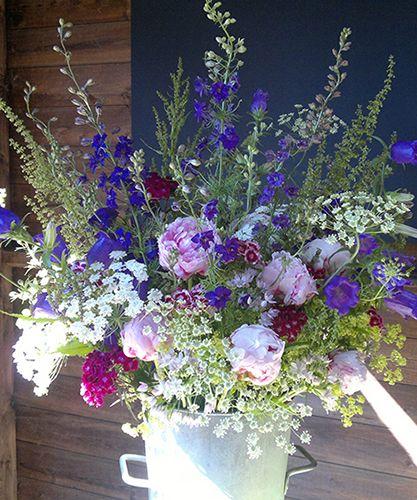 Homegrown Flower Company - British grown cut flowers