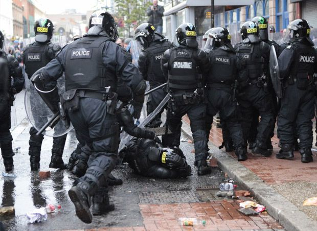 riot police pads fixing - Google Search