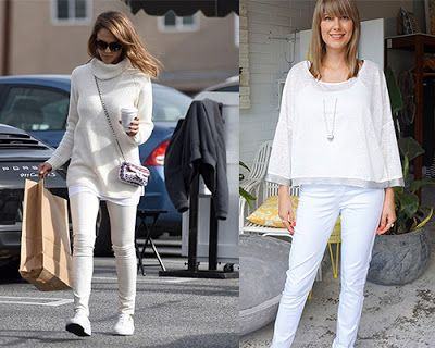 Jessica Alba Get the Look... Our 5 Favourite Fashionista Mums
