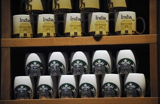 Is Starbucks needed in India?