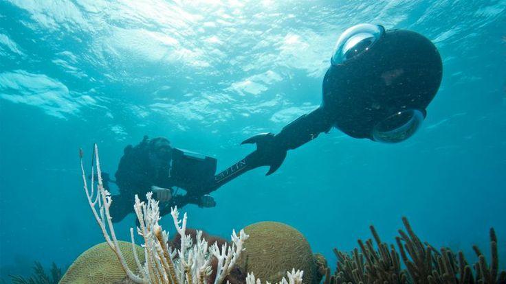 Google Underwater explore les abysses de Monaco