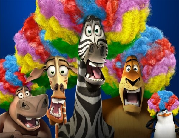 Madagascar 3: Europe's Most Wanted is a American 3D computer-animated comedy film, produced by DreamWorks Animation, and distributed by Paramount Pictures.  The film is directed by Eric Darnell, Tom McGrath and Conrad Vernon, and was released generally to the pub