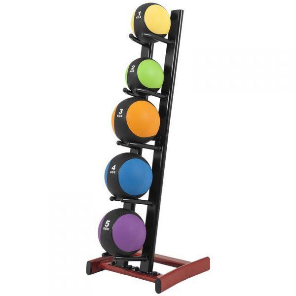 Kuntopalloteline pystymalli, 64,95 €. Tämän näyttävän kuntopallotelineen avulla pidät kuntopallosi hyvässä järjestyksessä. Kuntopallotelineen avulla säästät tilaa ja kuntopallot ovat turvallisesti poissa lattialta pyörimästä. #kuntopalloteli