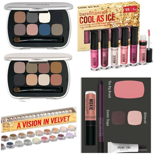 Bare Minerals Holiday 2012 in polished stores now! polishedbycv.com for store locations