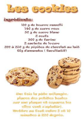 La maternelle de Laurène: Les cookies