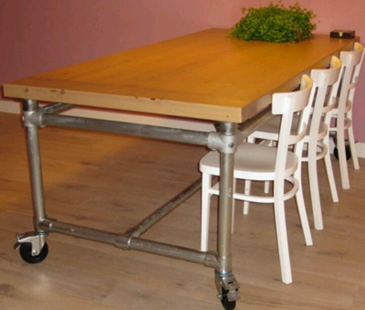 Steiger TABLE Pinterest Table And Ladder