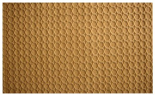 Imports Decor Natural Jute Doormat, Beehive Pattern, 36-Inch by 24-Inch by Imports Décor. Save 24 Off!. $30.57. Durable, long-lasting and highly sustainable. Hand woven in a contemporary beehive pattern. 100-percent jute mat. Measures 36-inch by 24-inch. Welcome your guests with this attractive natural jute door mat from Imports Decor. Hand woven in a beehive pattern and constructed of 100-percent jute fiber. Jute fiber is harvested from the stem and outer skin of the jute ...