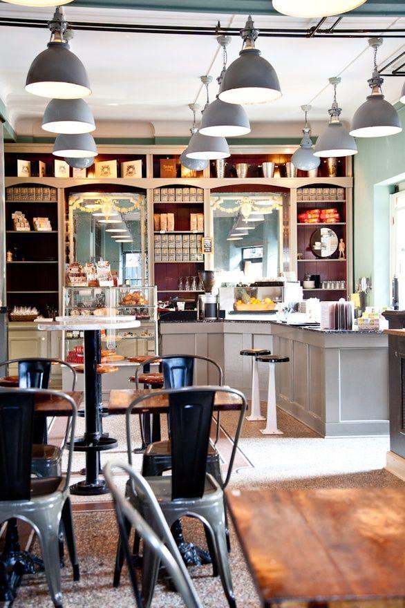 Café Granola, Copenhagen, Denmark #allgoodthings #danish spotted by missdesignsays