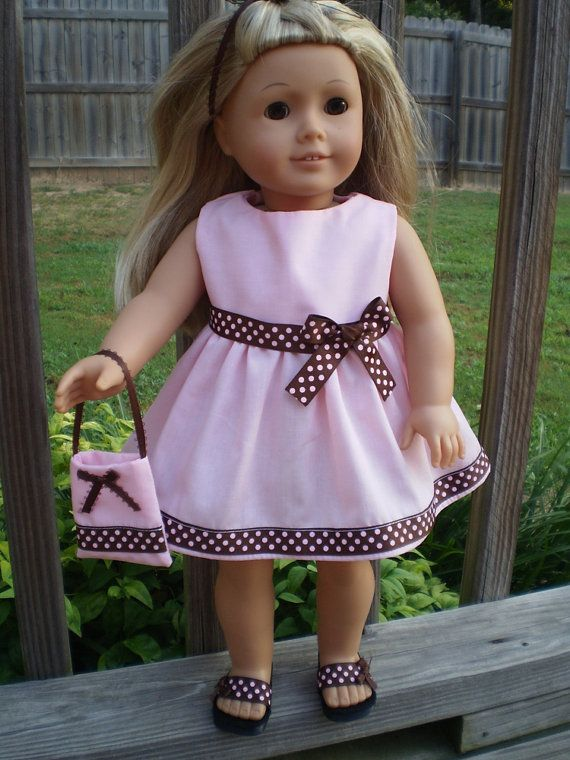 18 doll clothes american girl or bitty baby  von sassydollcreations, $10,99
