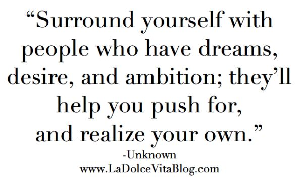 this week's quote | Search Results | La Dolce Vita