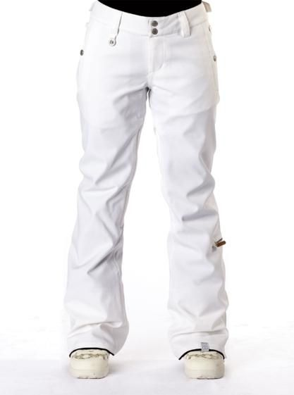 Roxy Torah Bright Pant 2012 (WHITE) @ http://www.snowboardconnection.com