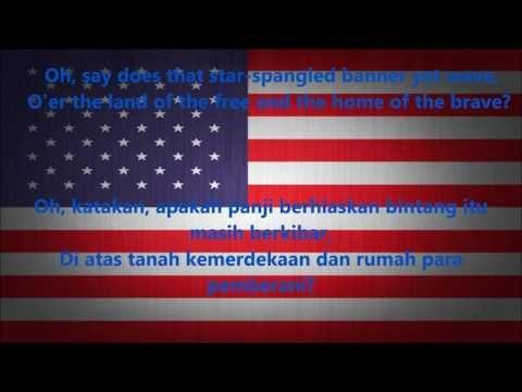 Hari Kemerdekaan Amerika Serikat 4 Juli 1776 - Sejarah, Lirik, Lagu