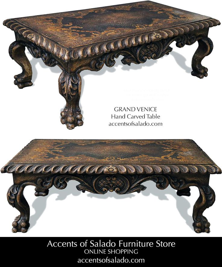 Old World Hand Painted Coffee And Side Tables See It At Accentsofsalado Furniture Accent Occasional Pinterest