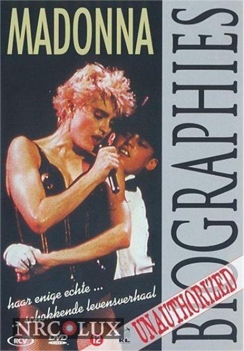 madonna biography | ... Lux Nederlandse DVD's DVD/BLURAY Docu Madonna-unauthorized biography