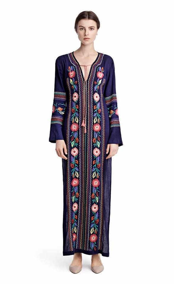 Miedoso Vestidos De Dama Hippie Ideas Ornamento Elaboración ...