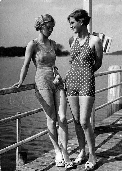 фотографии купающихся женщин 30х годов - Поиск в Google