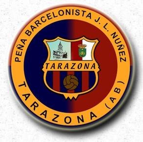 Escudo Penye Blaugrana Tarazona