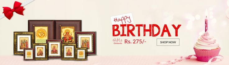 Looking for online birthday gifts? Send Religious birthday gifts online to India through Diviniti and pleasure the birthday person with spiritual birthday gift. For more details log on to https://www.diviniti.in/gifts-for-occasions/birthday-gifts