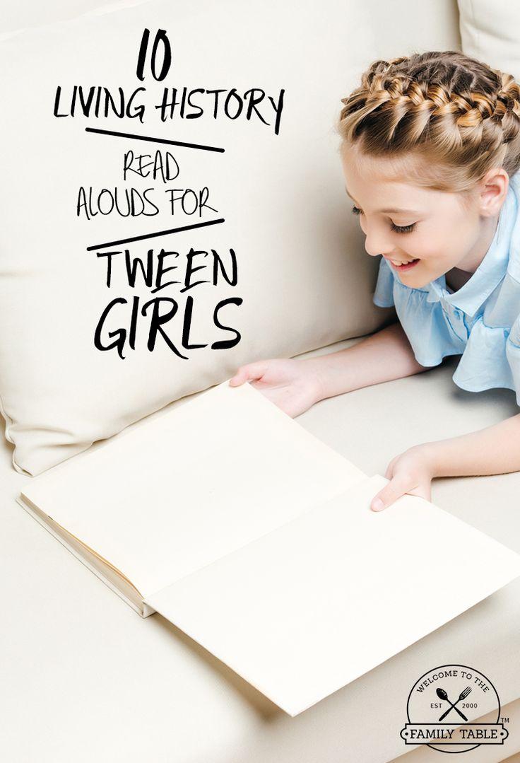 top books for tween girl