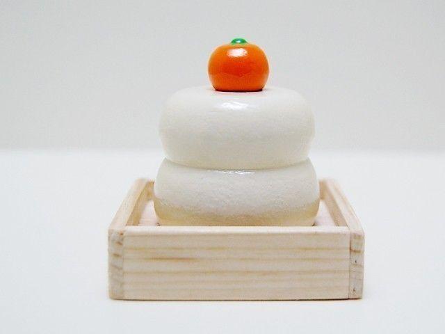 Shogatsu in Japan - round rice cake - Kokesi[4]