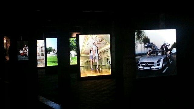 """Es Capital"", Cristina Lucas en el Maadero Madrid. #ArteContemporáneo #ContemporaryArt #Art #Arte #Arterecord 2014 https://twitter.com/arterecord"