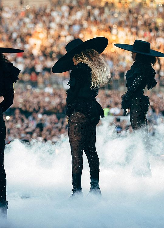 Beyonce Formation World Tour Brussels Belgium 31st July 2016