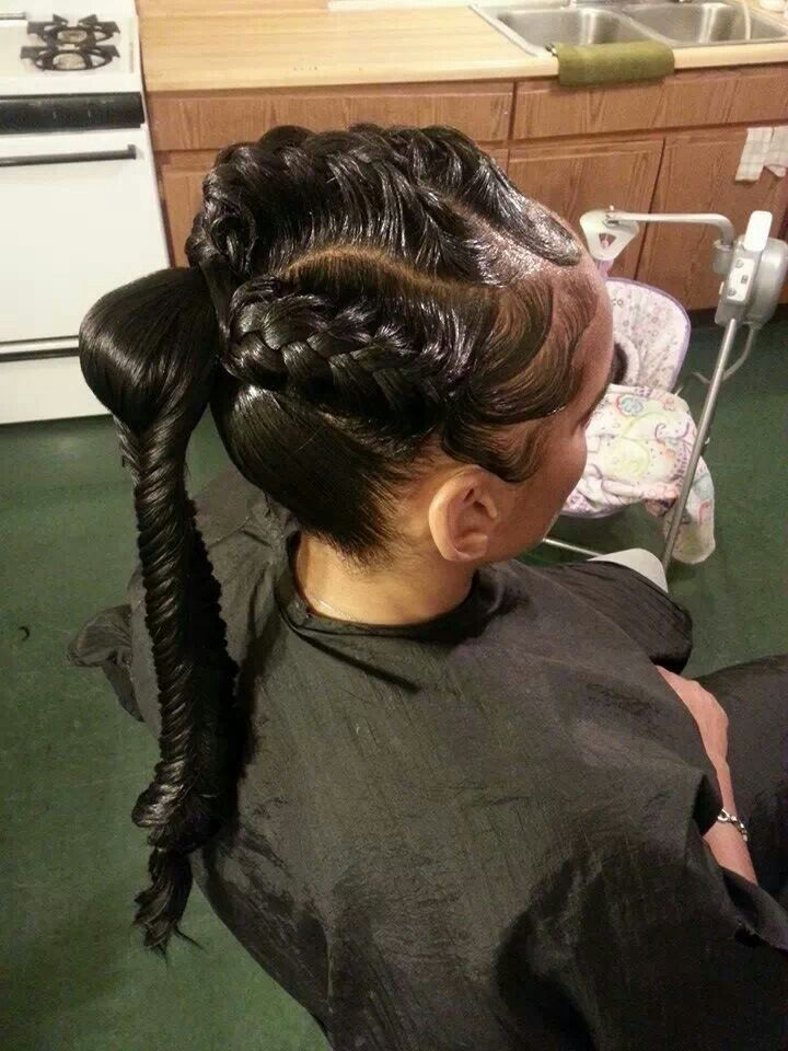 how do hair style 3d goddess braids with fishtail ponytail however i would 2628