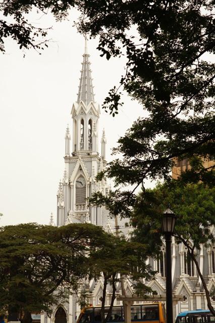 La Ermita church, Cali, Colombia.