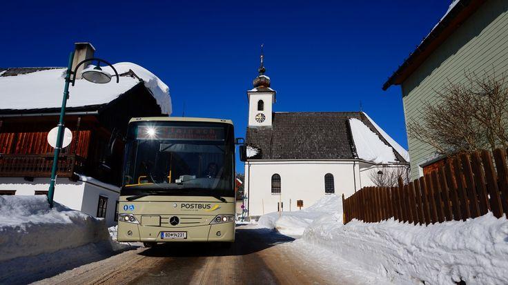 Bad Mitterndorf-Tauplitz, Pfarrkirche Hl. Kreuz (Liezen) Steiermark AUT