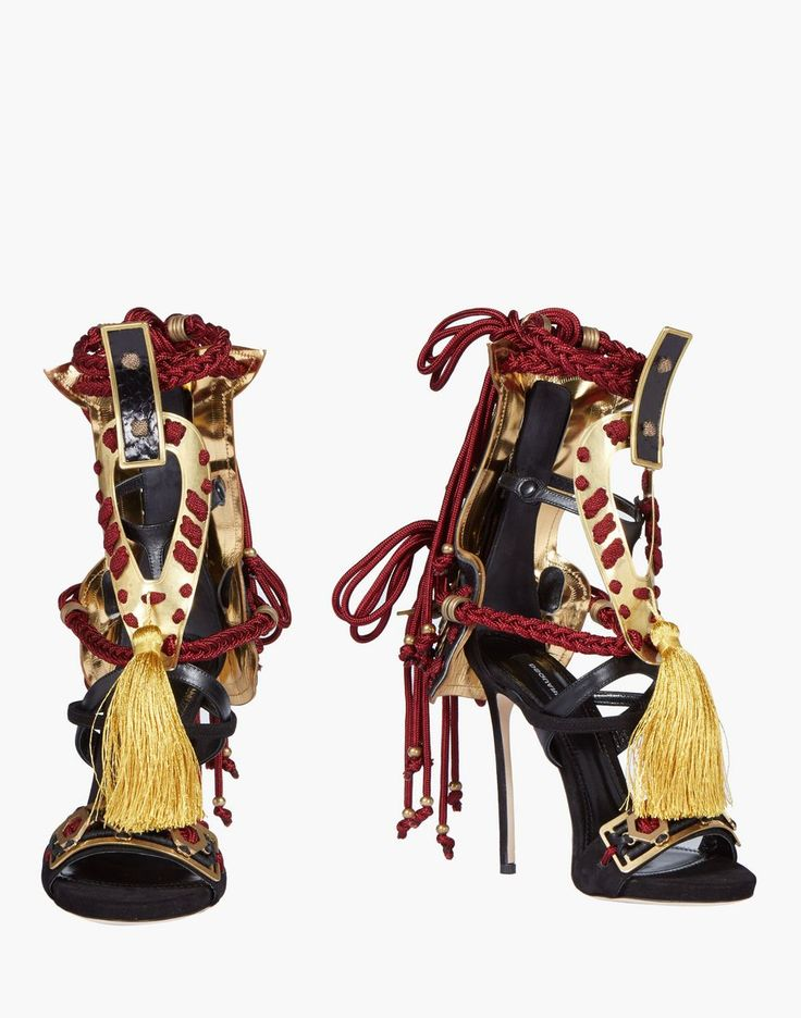Shoes Sandals Trends Dsquared2 Fall SS 2017