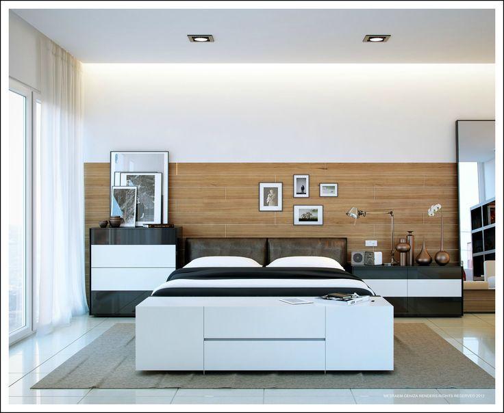 Modern Headboard Ideas Part - 33: Contemporary Headboard Ideas For Your Modern Bedroom