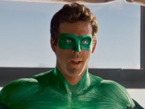 MOVIE REVIEW: Green Lantern (2011) - We all know Ryan Reynolds is better suited to play a different superhero #Marvel #Greenlantern #Deadpool