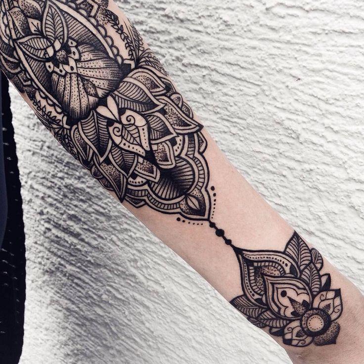 Tatuagens de mandalas 14