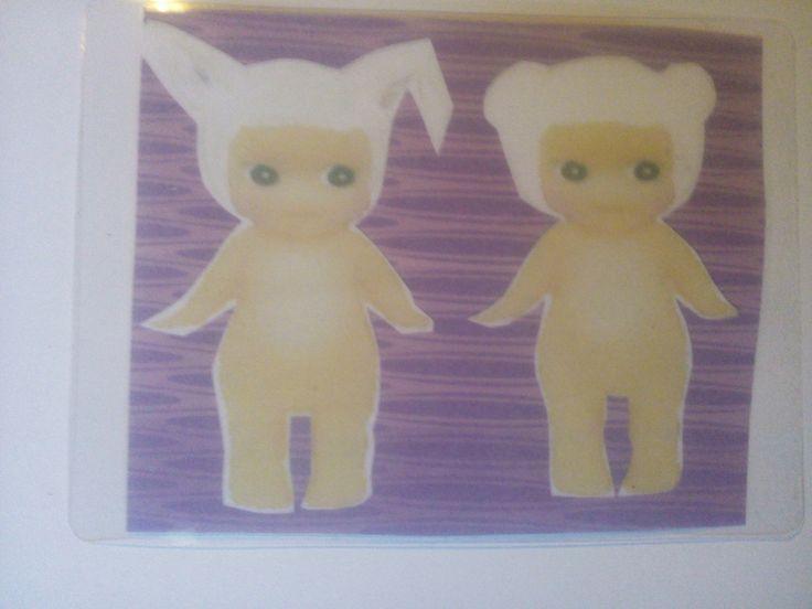 Conte-a-mains-gioiellidecelena collection Babies Marque page thème douceur : Marque-pages par conte-a-mains-gioiellidecelena