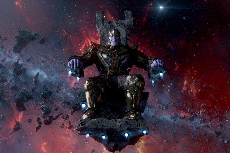 """It's the end of the world that Marvel Studios has been building for a decade. Or, at least, it could be. Cosmic death-dealer Thanos shattered Disney's D23 Expo on Saturday as it concluded with the first footage from Avengers: Infinity War. The villain, played by Josh Brolin, has been teased since the post-credits scene of the first Avengers movie in 2011, and next May that threat will be fulfilled. """"Almost every single hero we've ever introduced is going to be in that film. Why you ask?""""…"""
