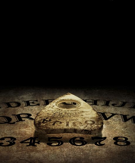The Fraught & Chilling True History Of Ouija #refinery29  http://www.refinery29.com/2014/10/76749/ouija-board-history