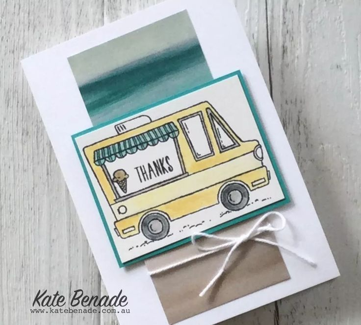 Stampin' Up! Tasty Trucks 2017 Sale A Bration www.katebenade.com.au