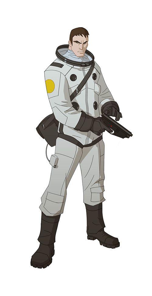 astronaut design - photo #27