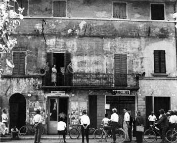 """from the series """"Gente dell'Emilia"""", 1957   © Nino Migliori"""