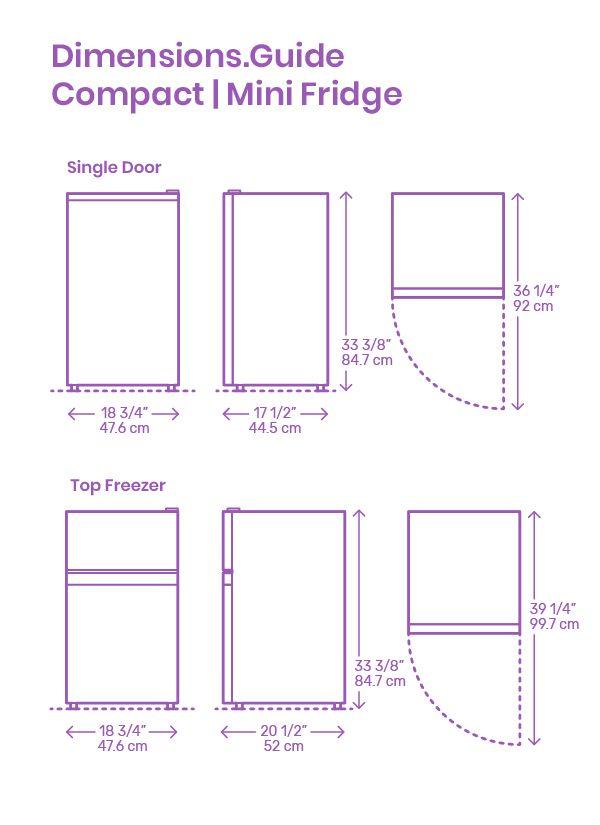 Compact Mini Refrigerator Refrigerator Dimensions Mini Fridge Dimensions Fridge Dimensions