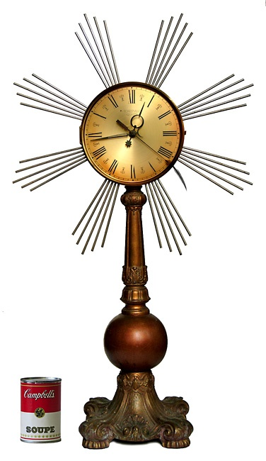 Table Clock by Roger Wood