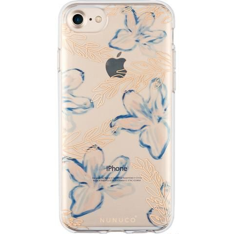 TROPICAL FLORAL IPHONE 6/6S & 7 CASE / Nunuco®