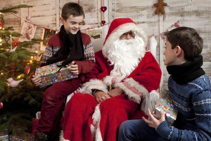 Christmas at Trebah Garden Cornwall