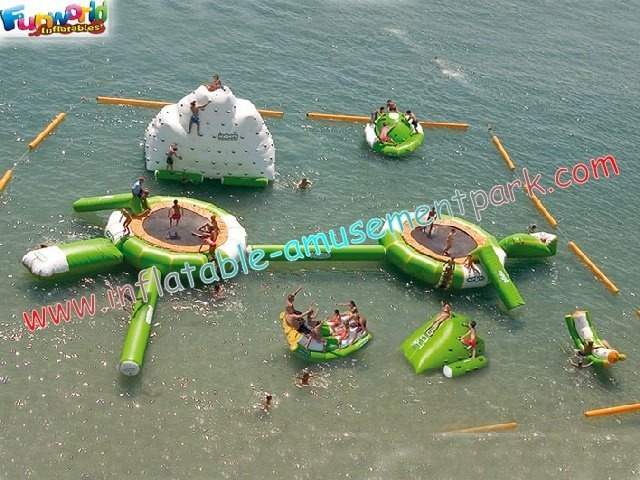 water toys | OEM Inflatable Water Toys inflatable iceberg, Inflatable Water Totter ...
