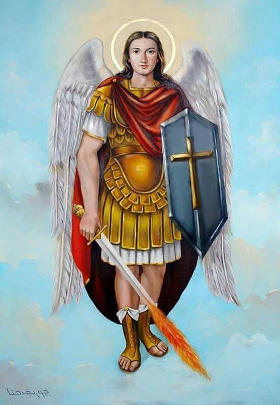 Köszönöm, Nagy Uram Szent Mihály arkangyalt és azt hogy együtt szolgálhatunk téged