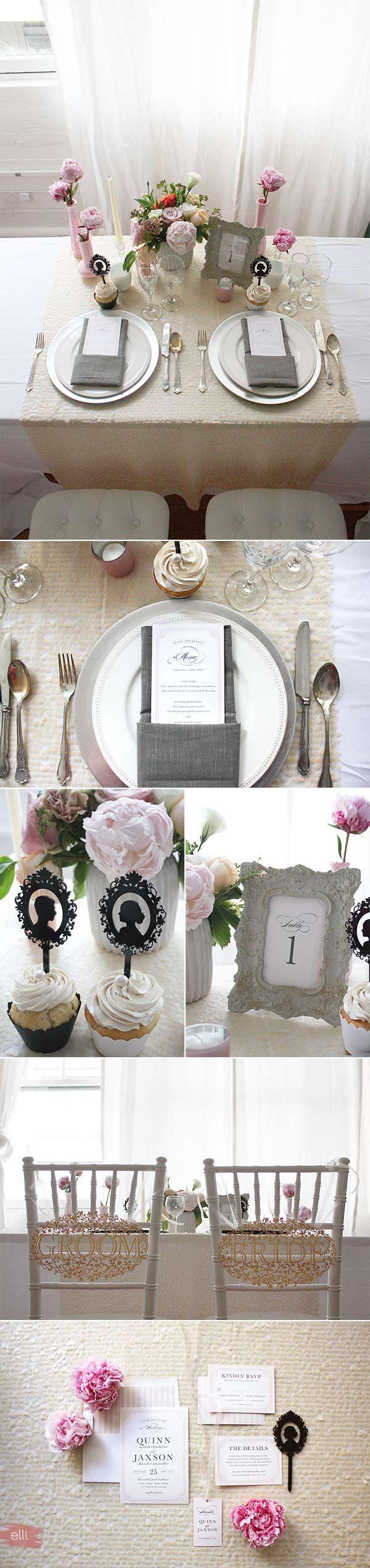 103 best Blush Pink Wedding images on Pinterest | Wedding decor ...